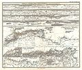 1865 Spruner Map of Northwestern Africa, the Magreb, and the Barbary Coast in Antiquity - Geographicus - Maghreb-spruner-1865.jpg