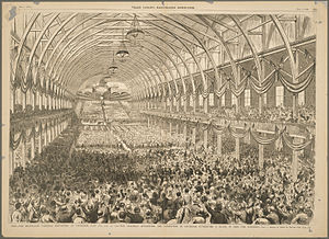 Ohio Republican Party - The Republican National Convention at Cincinnati 1876