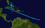1887 Atlantic tropical storm 5 track.png