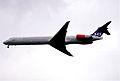 189ca - Scandinavian Airlines MD-82, LN-ROP@LHR,02.10.2002 - Flickr - Aero Icarus.jpg