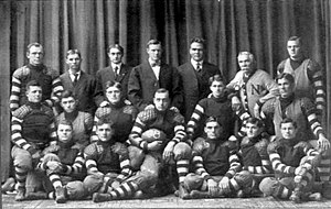 1908 Nebraska Cornhuskers football team - Image: 1908 Nebraska Cornhuskers football team