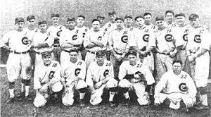 1915 Chicago Whales season - The 1915 Chicago Whales