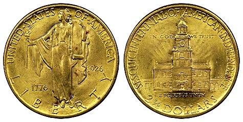1926 $2 1-2 Sesquicentennial.jpg