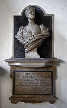 Daisy Greville, Countess of Warwick - Wikipedia