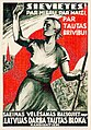 1940.Latvia.Poster. Vote for the people's labor bloc.jpg