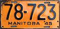 1945 Manitoba license plate.JPG