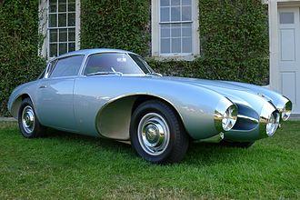 Gruppo Bertone - Image: 1952 Abarth 1500 Biposto BAT 1