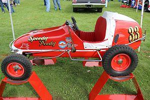 Quarter Midget racing - 1956 Quarter Midget