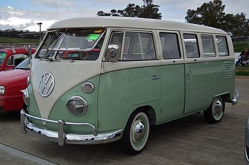 1964 Volkswagen T1 Transporter Kombi bus (6105785703)