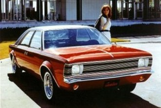 AMC Cavalier - Image: 1965 AMC Cavalier show car