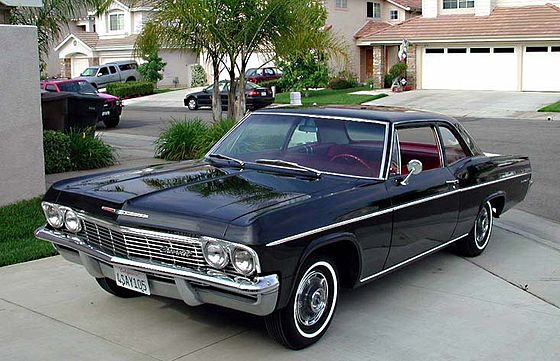 Chevrolet Bel Air - Wikiwand