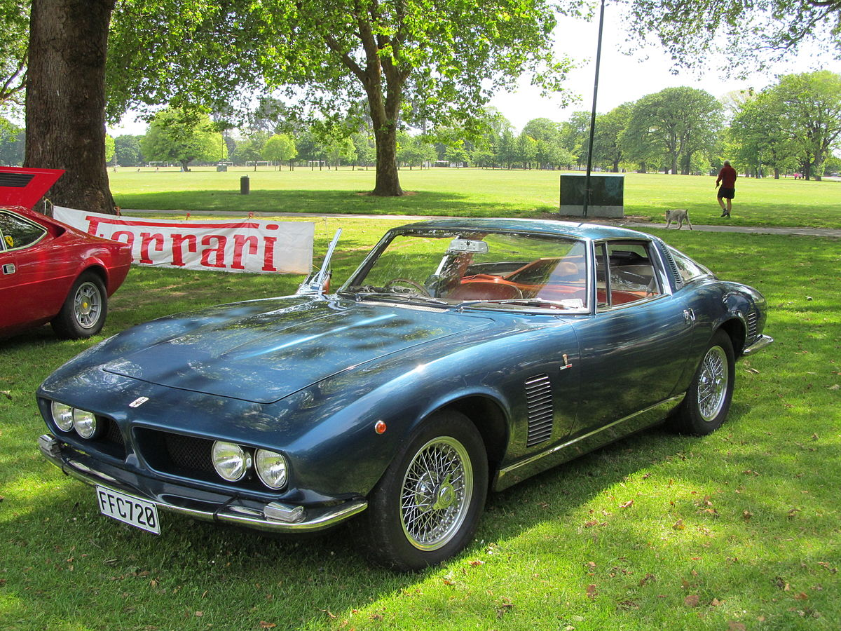 Iso Grifo - Wikipedia