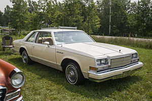 1979 buick lesabre coupe front