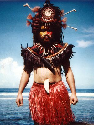 Coral Island (TV series) - Uelese Petaia — in the role of the native Tararo