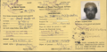 1981 NEPAL trekking permit, p.2.tif