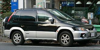 Mitsubishi RVR - 1997 Mitsubishi RVR