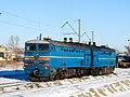 2ТЭ10М-2992, Казахстан, Карагандинская область, депо Караганды (Trainpix 211990).jpg