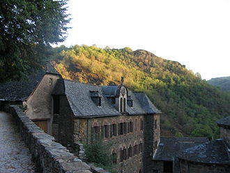 Conques - Image: 2003 Conques hermitage IMG 6333