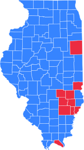 Illinois County Election Results