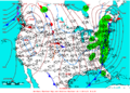 2005-03-08 Surface Weather Map NOAA.png