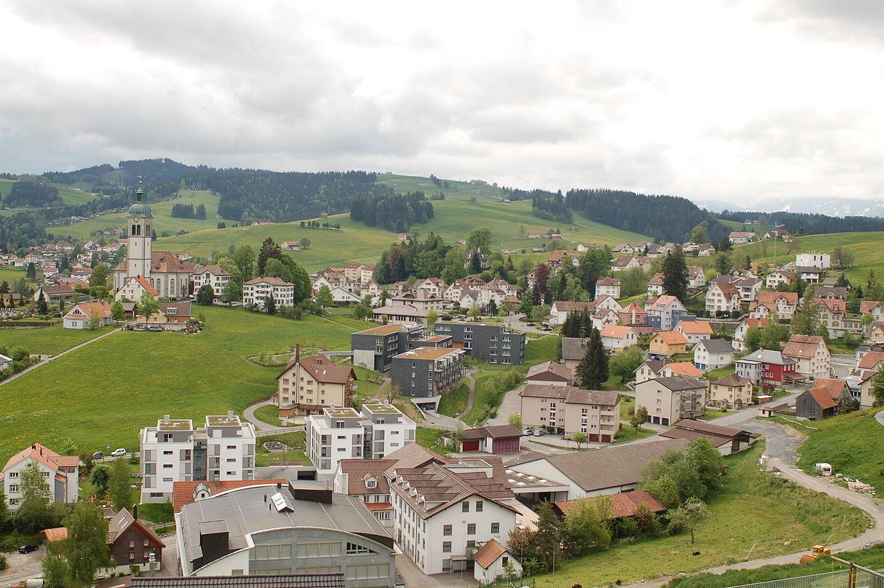 Skyline of Speicher