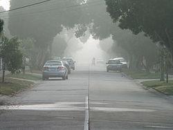 definition of fog