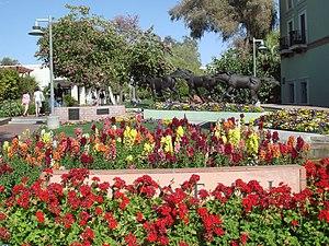 Old Town Scottsdale in Scottsdale, Arizona