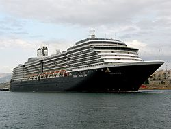 Zuiderdam, type ship of the Vista class