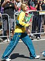 2008 Summer Olympics Australian Parade in Sydney - Melissa Wu - Diving.jpg
