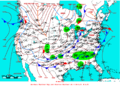 2009-03-27 Surface Weather Map NOAA.png