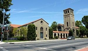 First Baptist Church (Bakersfield, California) - Image: 2009 0726 CA Bakersfield 1st Baptist