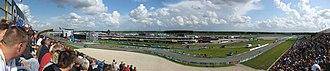TT Circuit Assen - Panoramic view of the TT Circuit Assen