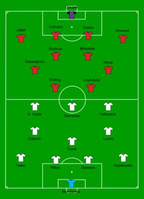 Image Result For Match Psg Om En