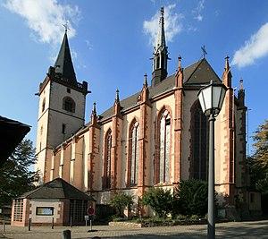 Lorch, Hesse - St. Martin, Lorch