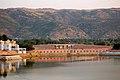 2011 Pushkar lake, ghats, monuments and roads.jpg