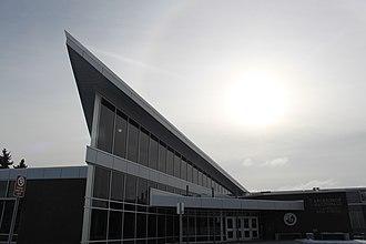 Archbishop MacDonald High School - Image: 2012 10 31 Archbishop Macdonald High School
