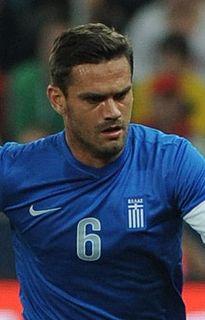 Alexandros Tziolis Greek footballer