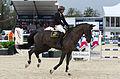 2013 Longines Global Champions - Lausanne - 14-09-2013 - Sheik Shakhboot Al Nahyan et Valentino Balia 2.jpg