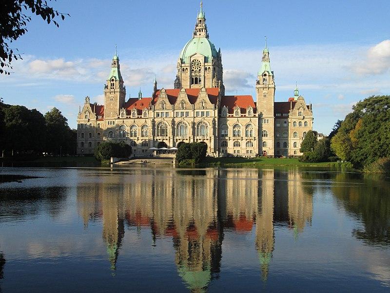 Pontos turísticos de Hannover mais visitados