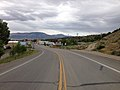 2014-08-11 15 23 25 View east along U.S. Route 50 about 66.0 miles east of the Eureka County line in Ely, Nevada.JPG