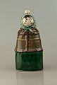 20140707 Radkersburg - Bottles - glass-ceramic (Gombocz collection) - H3320.jpg