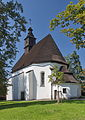 2014 Frydek-Mistek, Kościół św. Jodoka 08.jpg