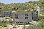 2014 Prowincja Ararat, Cmentarz obok klasztoru Chor Wirap (11).jpg