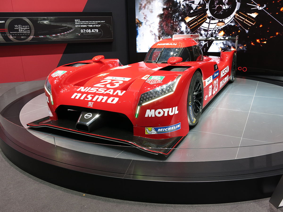 Nissan Gt R Lm Nismo Wikipedia