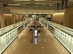 2015-09-29 23 37 05 AeroTrain station at the main terminal of Washington Dulles International Airport in Virginia.jpg