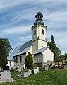 2015 Poręba, kościół św. Sebastiana 03.JPG
