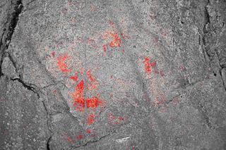 Salmijärven kalliomaalaus