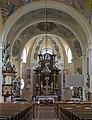 2015 Szczytna, kościół św. Jana Chrzciciela 05.jpg