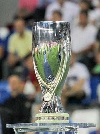 1994 European Super Cup - The Super Cup trophy