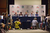 2015 Wikimania press conference-11.jpg